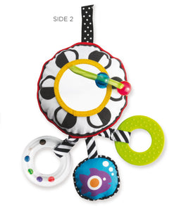 Sight & Sounds Travel Toy