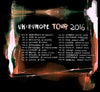 UK - Back On Tour in Europe [ T-Shirt ]