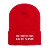 Red Off Season [ Beanie ]