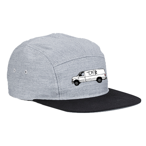 Grey Van [ Hat ]
