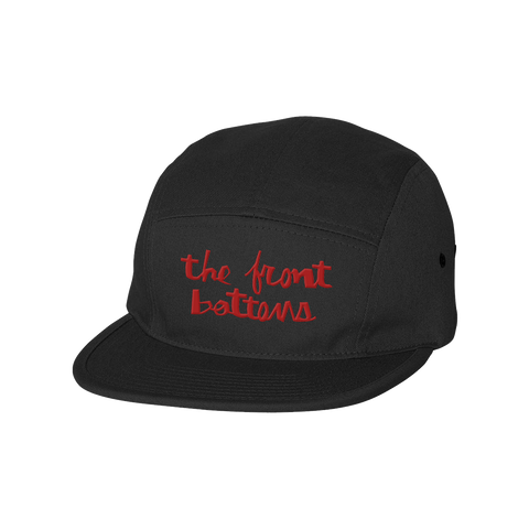 Lowercase Black [ Hat ]