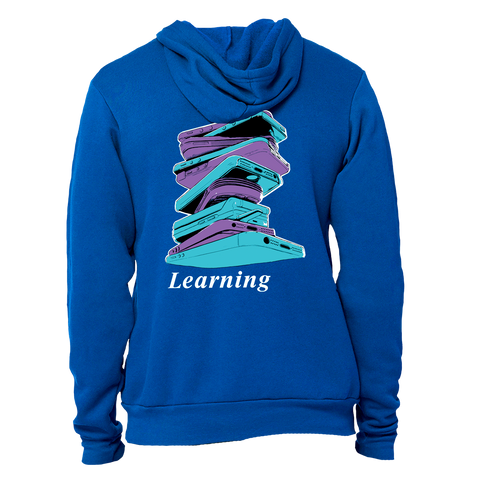 Learning [ Hoodie ] + Mystery T
