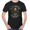 Motorcycle Club - Black [ T-Shirt ]