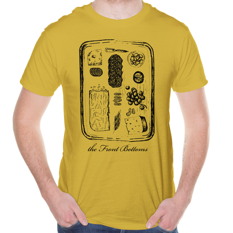 Fancy Cheese [ T-Shirt ]