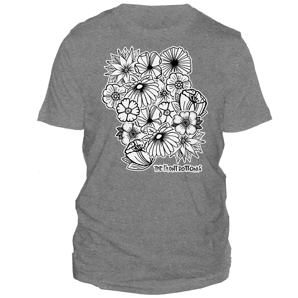 Flower Collage [ T-Shirt ]