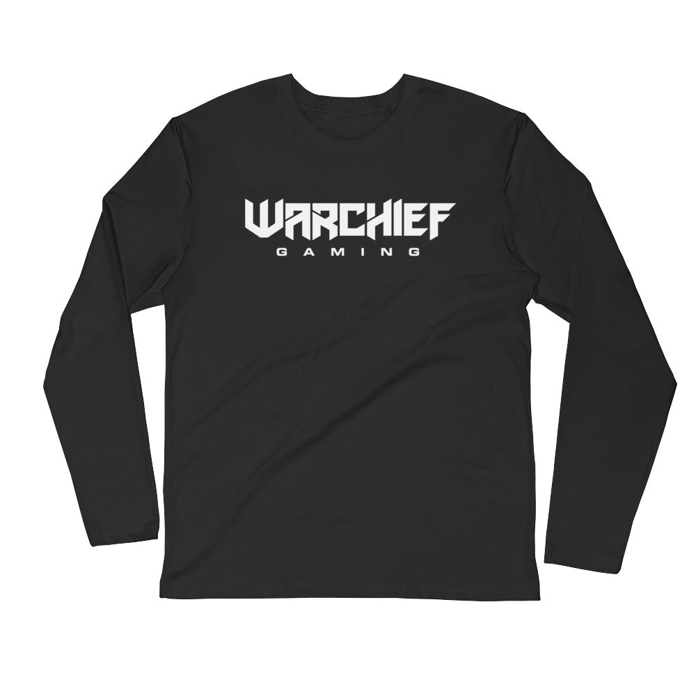 Warchief Gaming Long Sleeve Fitted Crew