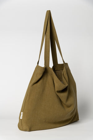 Botanical mom-bag