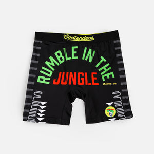 Ali Rumble In The Jungle