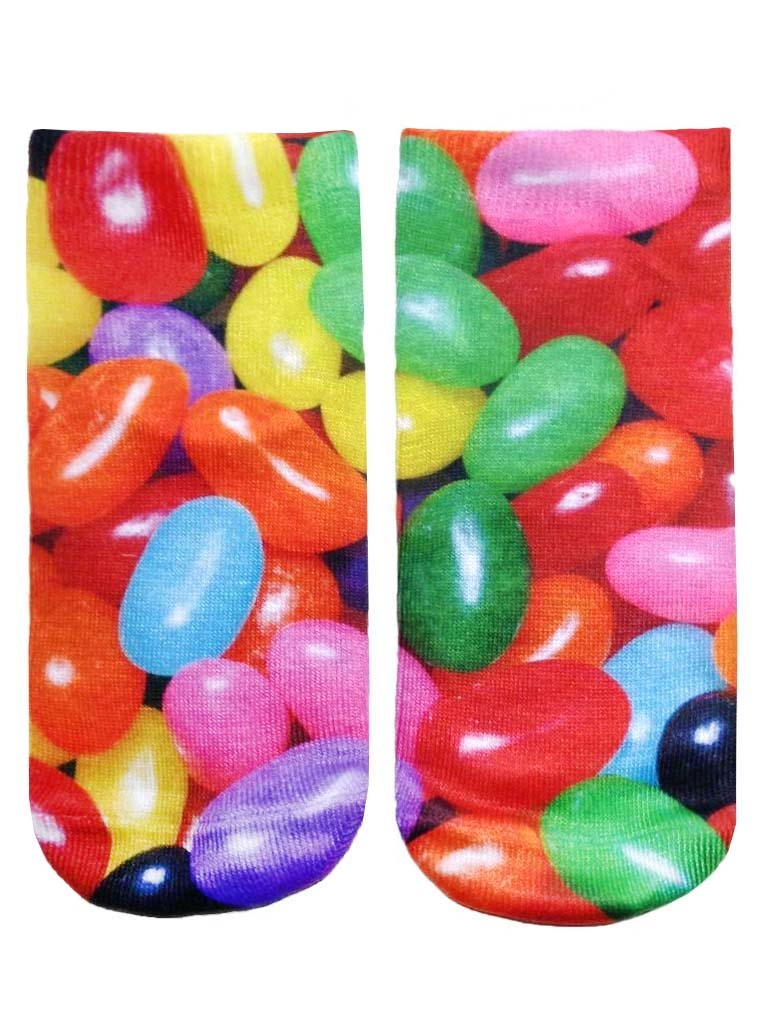 Jelly Bean Ankle