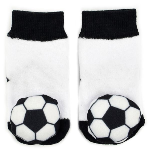 Soccer Boogie Toes Rattle Sock