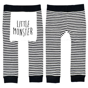 Little Monster Baby Tights