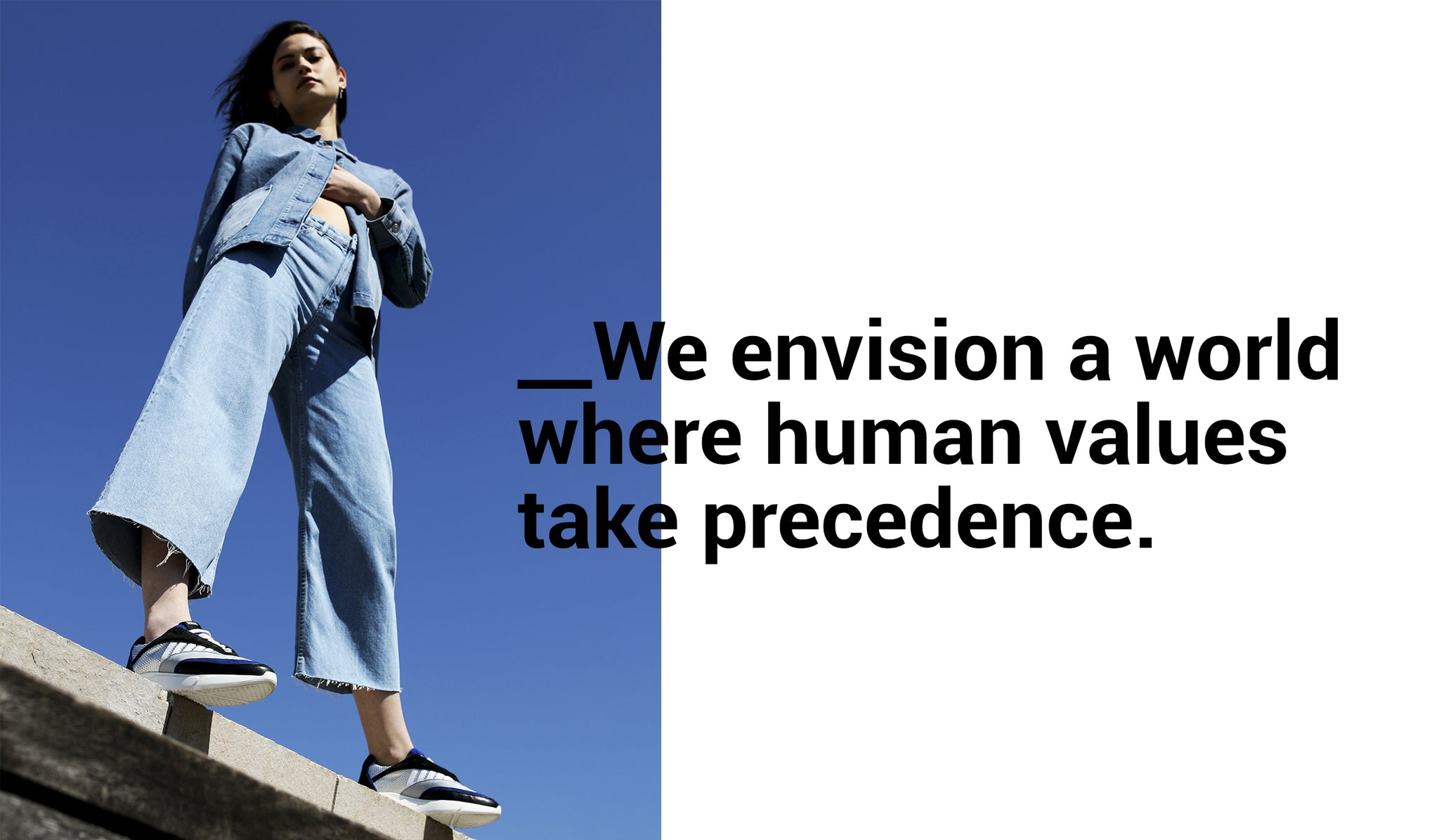 Rise of human   vision