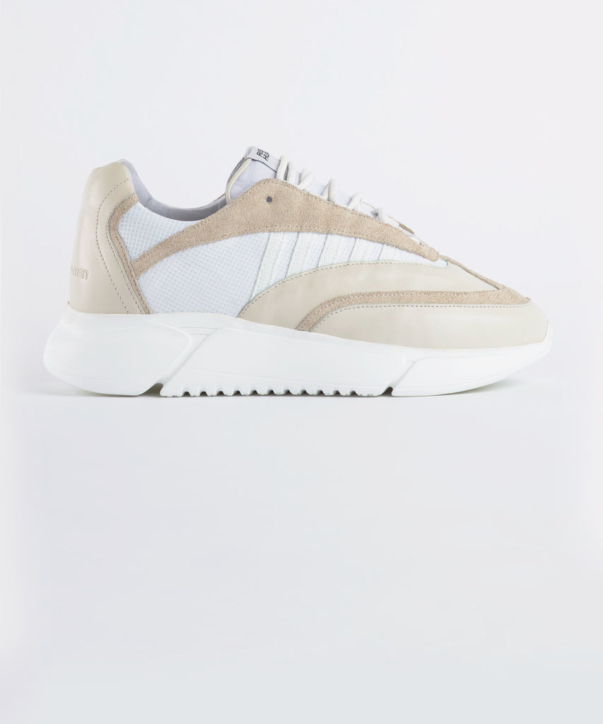D.N.A. RUNNER  white / off-white