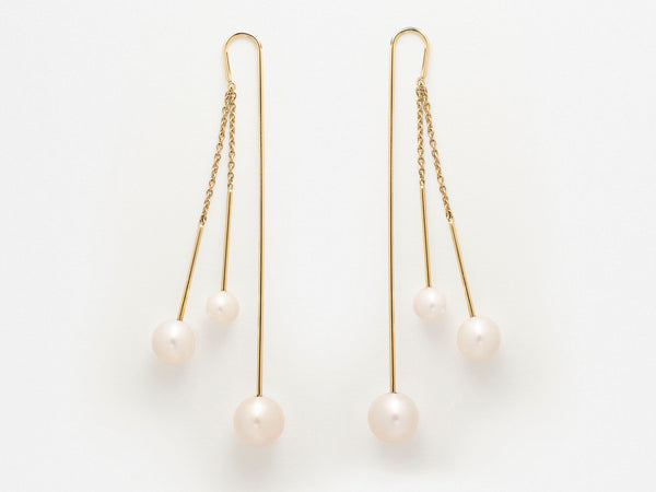 Perle Earrings Sarah Appleton Fine Jewelry