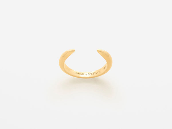 Sarah Appleton Tusk Ring