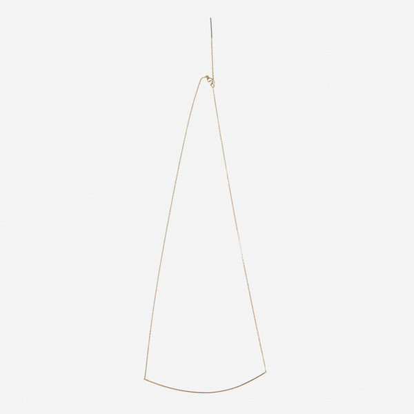 Sarah Appleton Collarbone Bar necklace