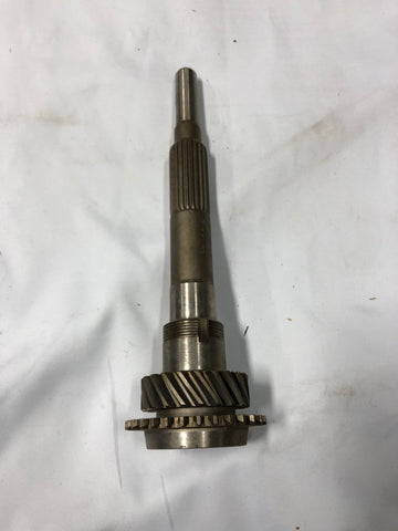 # 22H56 NOS First Motion/Input Shaft