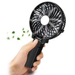 Mini Ventilateur                    (USB Rechargeable)