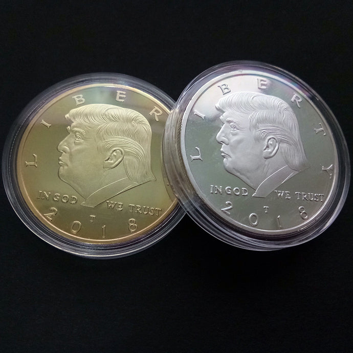 2018 Official Trump Commemorative Coin