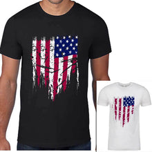 Load image into Gallery viewer, American Flag T-Shirt