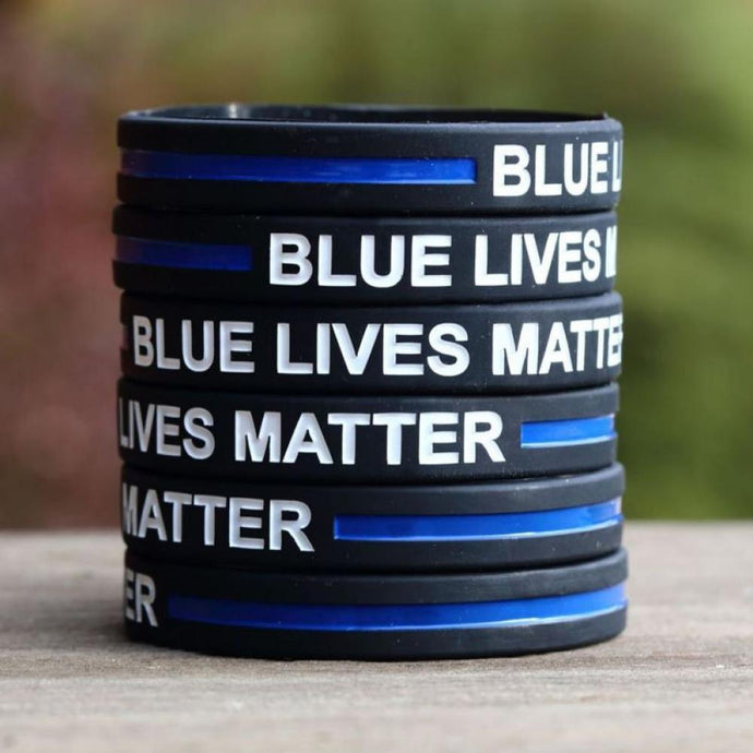 Back The Blue Bands