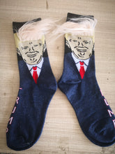 Load image into Gallery viewer, 1 Pair President Donald Trump Socks