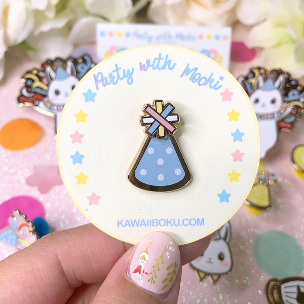 Party Hat Spinner Pin(s)