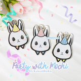 Party Hat Mochi Pin(s)