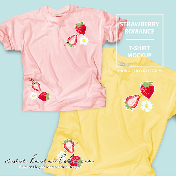PREORDER - Strawberry Romance Shirt