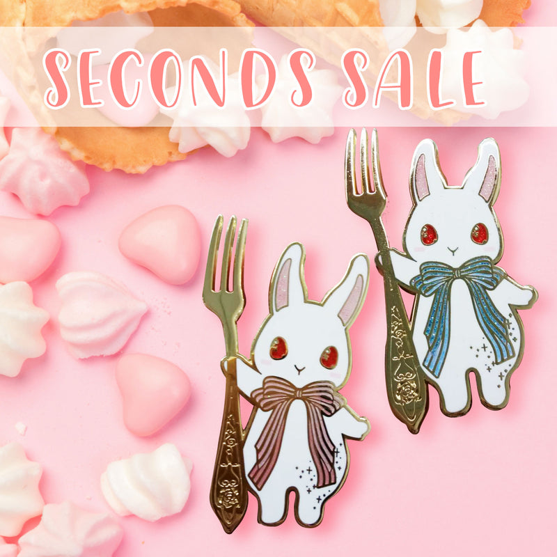 Second Pins - Limited Time