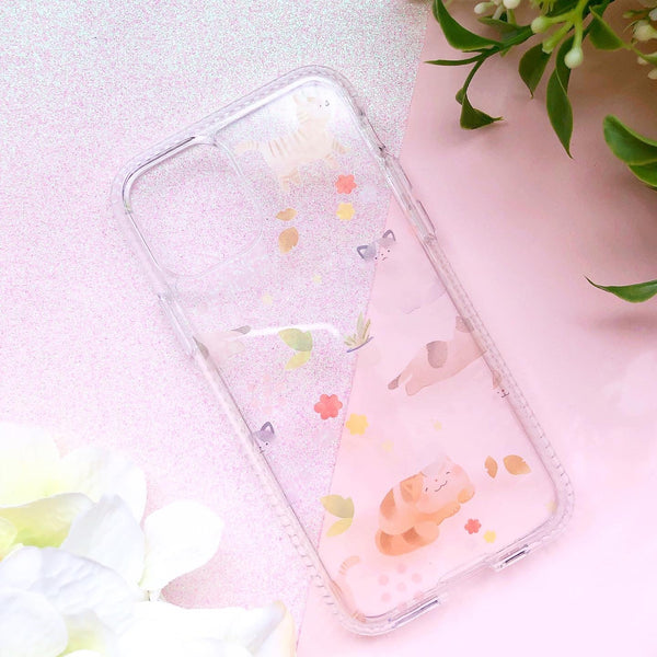 Happy Cats Phone Case - Limited