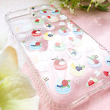 Wonderland Macaron Phone Case - Limited