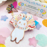 Party with Mochi Spinner Pin(s)