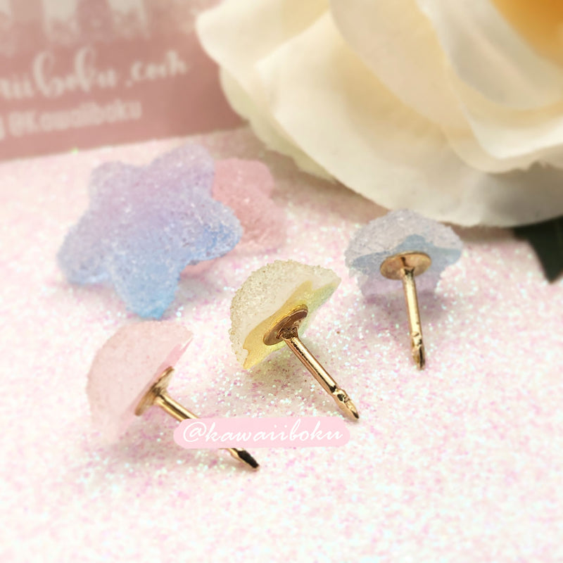 Sweet Jelly Stars Candies Pins Set *limited qty*