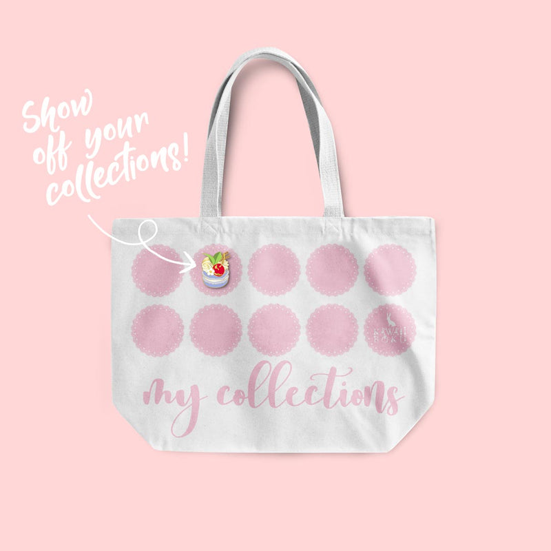 My Collections Tote Bag