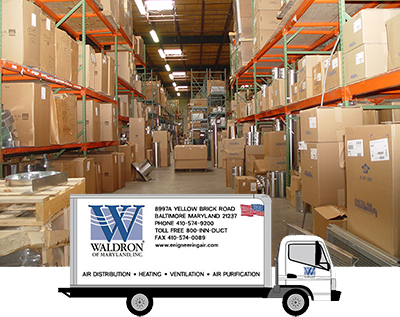 Contact Waldron of Maryland, Inc.