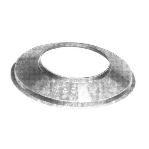 "Picture of Metal-Fab - Type B Gas Vent Round Roof Storm Collar 3"" Dia. to 12"" Dia."