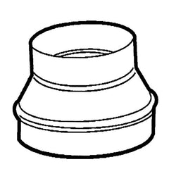 Z&M Sheet Metal - Round Tapered Reducer