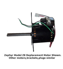 PennBarry - Zephyr Fan Replacement Motors