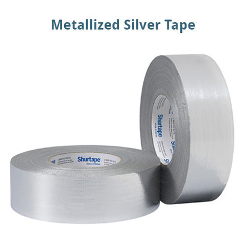 Picture of Shurtape #SF682 HVAC Metalized Cloth Duct Tape