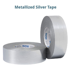 Shurtape #SF682 HVAC Metalized Cloth Duct Tape
