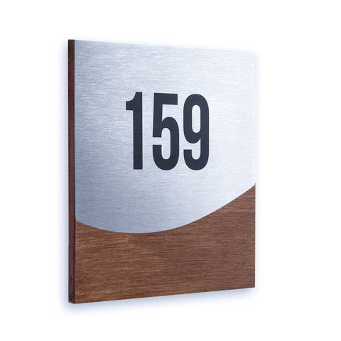 Apartment Door Numbers