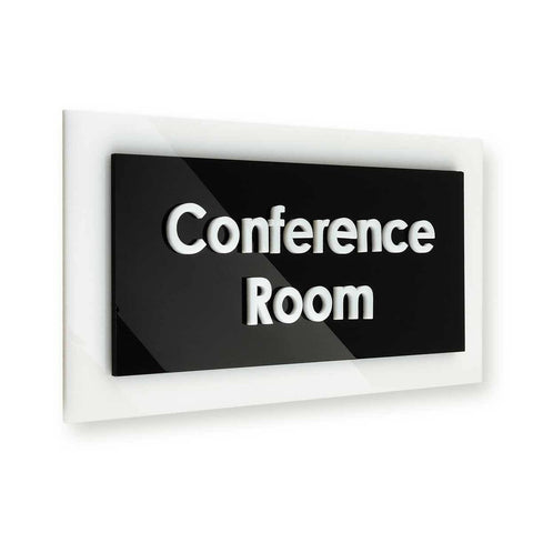 Acrylic Room Signs