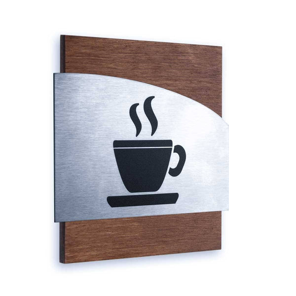 Steel Kitchen Wall Signs Information signs Indian Rosewood Bsign Information signs Bsign