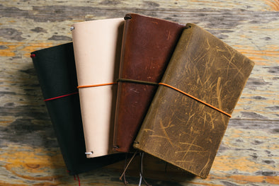 Leather Journals & Writing Accessories