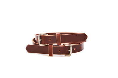 No. 4316 Tie Down Straps in Scotch Grunge