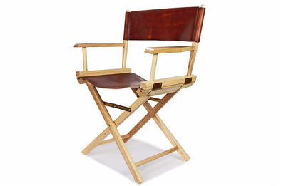 No. 1019 - One Director Chair in Havana Brown