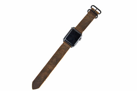 No. 718 - Apple Watchband in Crazy Horse