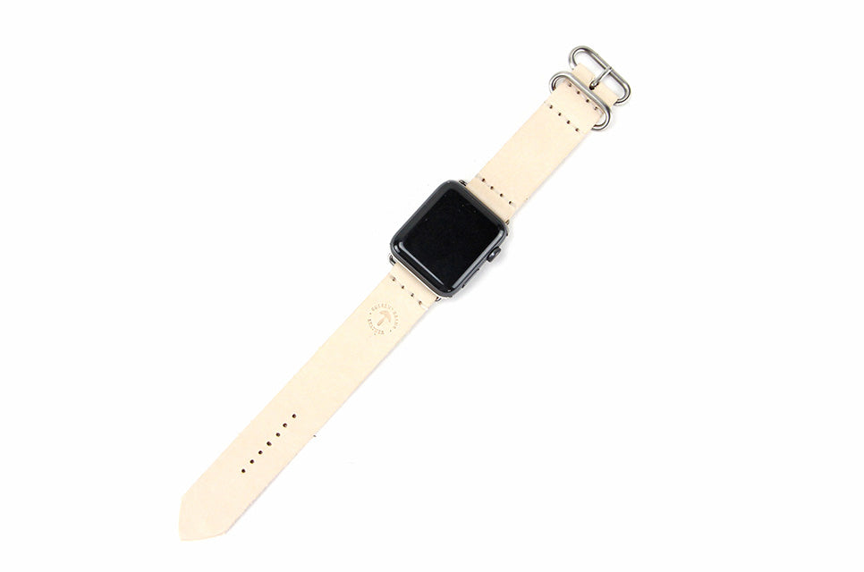 No. 718 - Apple Watchband in Natural Tan