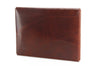 "No. 1214 - Large Portfolio Case in Havana Brown (Fits 15"" MacBook Pro)"